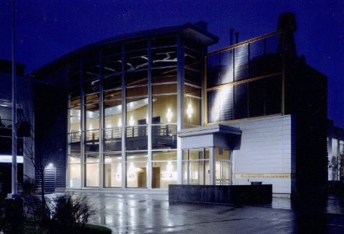 McGowan Institute at Night